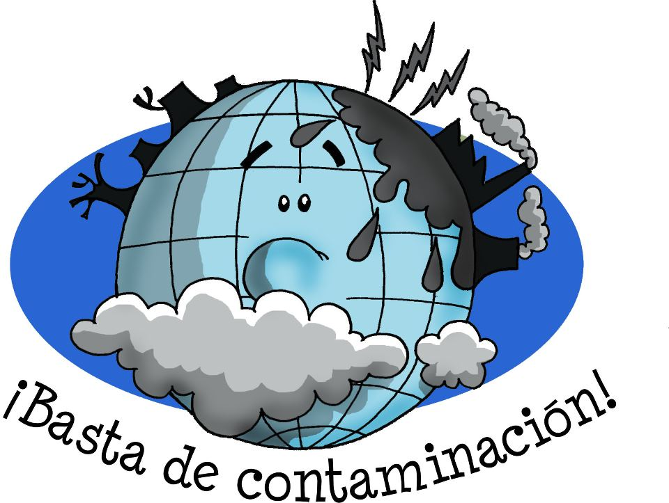 La contaminaci n del aire tambi n supone un riesgo a la for Suelo organico dibujo animado
